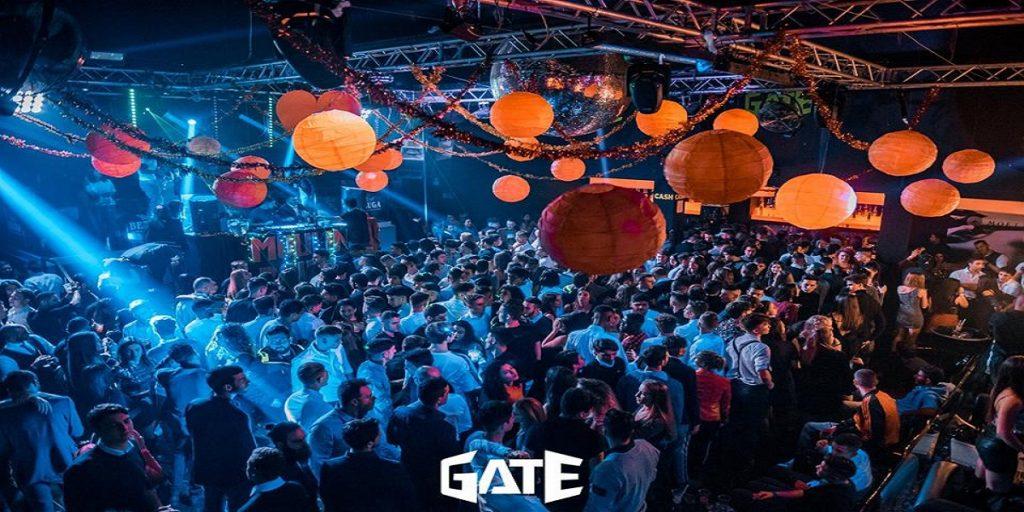 Festa 18 anni Gate Milano