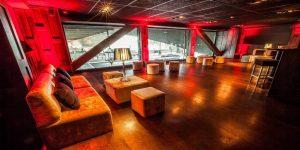 Loft per festa 18 anni Milano