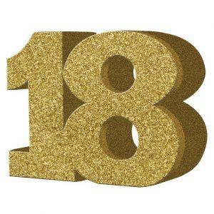 Logo festa 18 anni Milano
